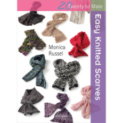 Search Press Books-Easy Knitted Scarves