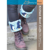 Search Press Books-Knitted Boot Cuffs