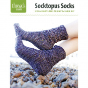 Taunton Press-Socktopus Socks