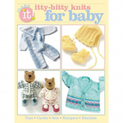Soho Publishing-Itty-Bitty Knits For Baby