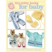 Soho Publishing-Itty-Bitty Knits For Baby
