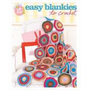 Soho Publishing-Easy Blankies To Crochet