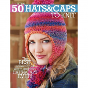 Soho Publishing-50 Hats & Caps To Knit