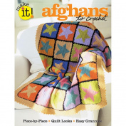 Soho Publishing-Afghans To Crochet