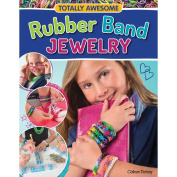 Design Originals-Totally Awesome Rubber Band Jewellery
