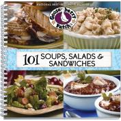 101 Soups, Salads & Sandwiches-