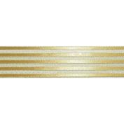 Ruban Crinoline Ribbon 2.5cm X27 Yards-Gold