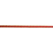 Galon Murmure Braid Ribbon 0.3cm X27 Yards-Red