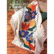 Bond America Books-Afghans, Pillows & Throws 2