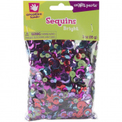 Sequins 90mls/Pkg Bright