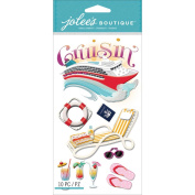 Jolee's Boutique Dimensional Stickers-Cruise