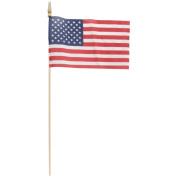 American Hand Flag (Economy No Sew) 20cm x 30cm