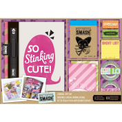 SMASH Folio Gift Set 69pcs-Cutesy