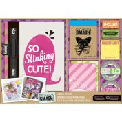 SMASH Folio Gift Set 69pcs-Cutesy