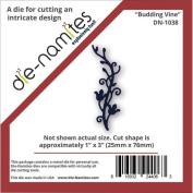 Die-Namites Die-Budding Vine, 2.5cm x 7.6cm
