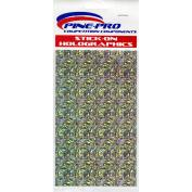 Pine Car Derby Decal Sheet 20cm x 10cm -Holographics - Sparkle Plenty