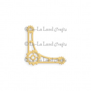 La-La Land Die-Steampunk Corner, 3.8cm x 3.8cm