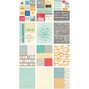 Daily Flash Snapshots Paper Pad 15cm x 20cm -