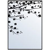 Nellie Snellen Embossing Folder 10cm x 15cm -Cherry Blossom