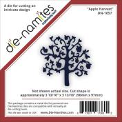 Die-Namites Die-Apple Harvest, 9.7cm x 9.7cm