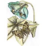 LaBlanche Silicone Stmap 10cm x 11cm -Elegant Flower