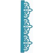 Joy! Crafts Cut & Emboss Die-French Lily Border, 3.2cm x 14cm