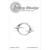 Stacy Stamps Cling Mounted Stamps 6.4cm x 3.8cm -Moon Sun