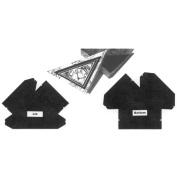 Medium Triangle Trinket Box Template-12cm x 8.3cm X3.60cm & 2.5cm Deep