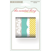 The Sweetest Thing Bluebell Decorative Tape-Smile