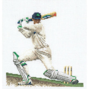 Cricket On Aida Counted Cross Stitch Kit-15cm - 0.6cm x 17cm 18 Count