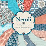 First Edition Premium Paper Pad 15cm x 15cm 64/Pkg-Neroli