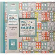 Snap Load Album 30cm x 30cm -Man Made