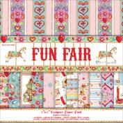 Helz Fun Fair Paper Pack 15cm x 15cm -