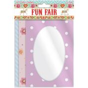 Helz Fun Fair Cards & Envelopes 13cm x 18cm -