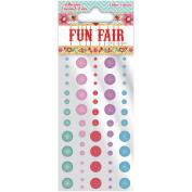 Helz Fun Fair Adhesive Enamel Dots