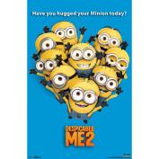 Despicable Me 2 - Minions Poster Print