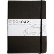 IDRAW Cars Sketchbook & Reference Guide-Black