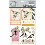 Fundamentals 3D Decoupage Pack-Birds