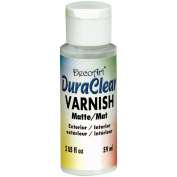 Dura Clear Varnish-60ml Matte