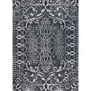 Spellbinders E3D-018 3D M-Bossabilities 'European Tapestry' Scrapbooking Template