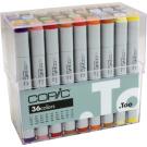 Copic Markers 36pc Set-Basic