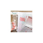 Hello World Overlays 30cm x 30cm 4/Pkg-