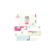 Sweet Routine Chipboard Book Kit 15cm x 23cm -