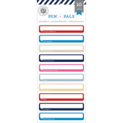 Pen Pals Cardstock Stickers-Labels