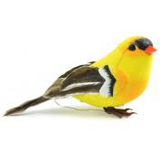 Mushroom Bird 10cm 1/Pkg-American Goldfinch