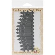 La-La Land Die-Wrought Iron Fence, 5.7cm x 13cm