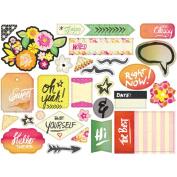 Highline Cardstock Die-Cuts & Transparencies-