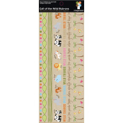 Wild Things Rub-Ons 13cm x 30cm Sheet-Call Of The Wild