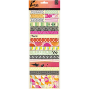 Highline Vellum Tape Stickers-