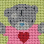 Tatty Teddy Hug Tapestry Kit-15cm x 15cm